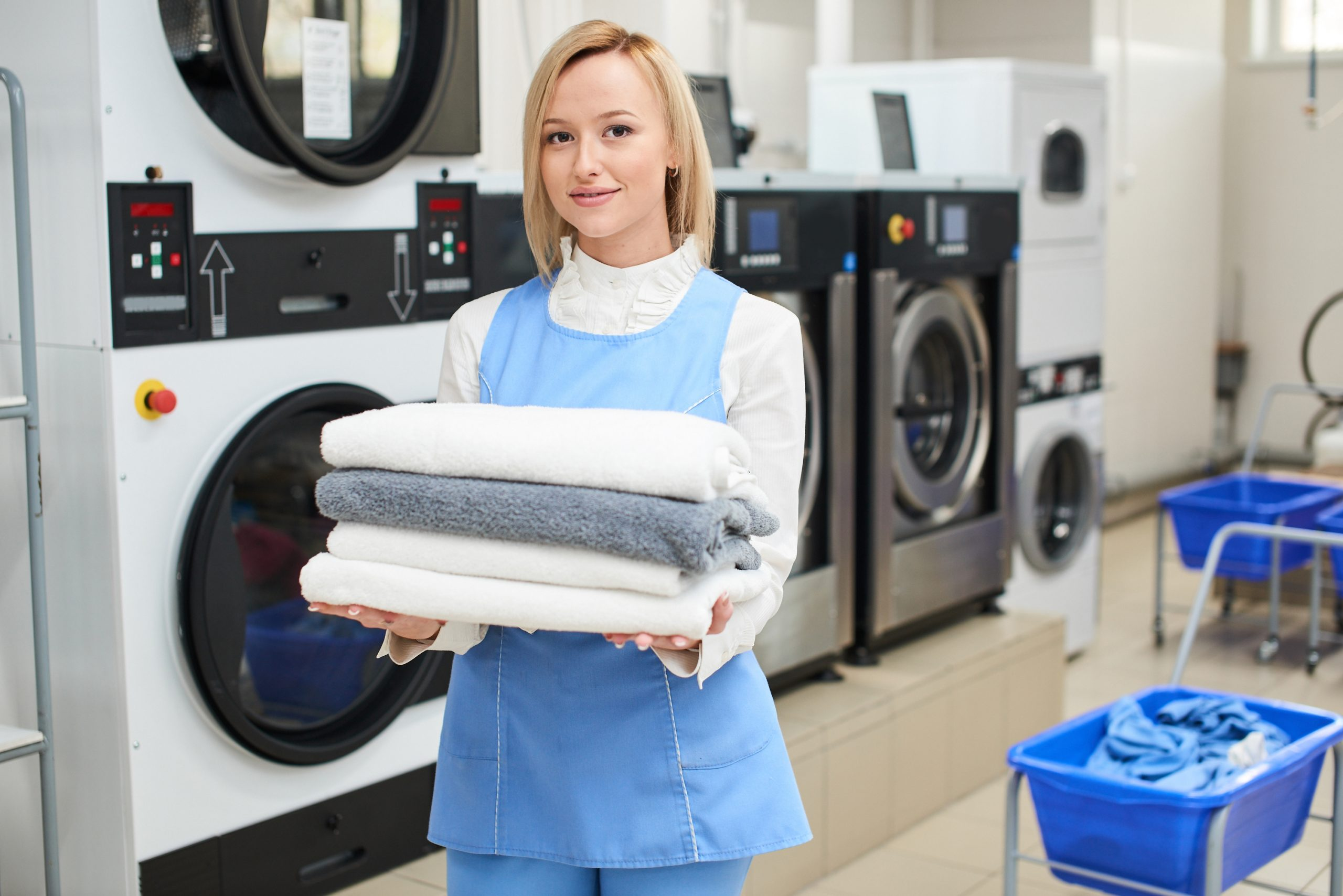 Professional laundry cleaner in Miami